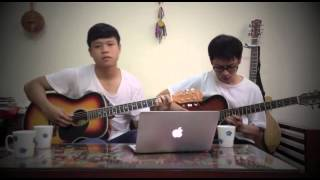 Nam sinh nữ sinh - Guitar cover