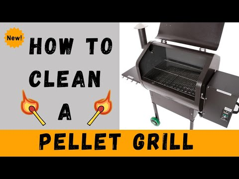 ✅  Pellet Grill How To Clean (in 2019)