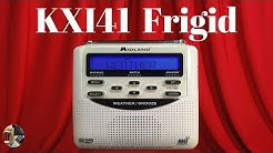 Midland WR-120 | KXI41 Frigid Temps