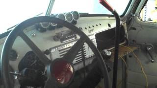 453-T Detroit Diesel in 1950 GMC 2
