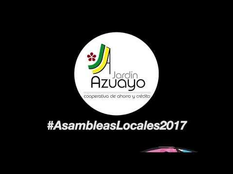 Asambleas Locales de Socios 2017