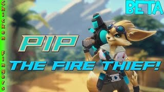Paladins Commentary - Pip, The Fire Thief!