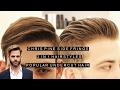 Chris Pine Side Fringe | 2 in 1 Men's Hairstyles | Popular Undercut Hairstyle