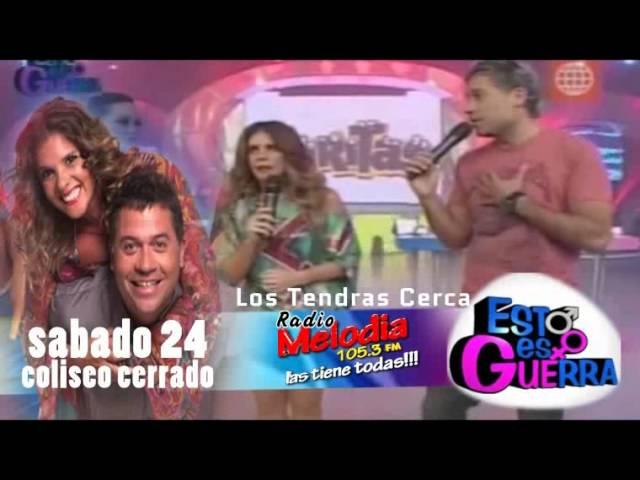 ESTO ES GERRA   EXCLUSIVO DE RADIO MELODIA Videos De Viajes