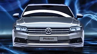 Volkswagen Phideon 2017 Videos