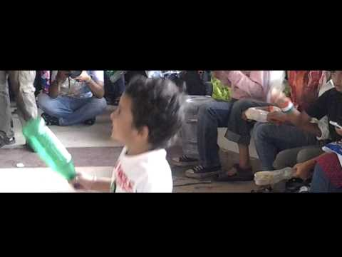 Thaalavattam Rhythm Rush (street performance ) @ Rangoli Metro Art Center