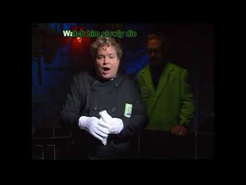MST3K Karaoke: The Ring Of Terror - If Chauffeurs Ruled The World