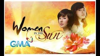 """Women in The Sun❤️ -GMA-7 Theme Song """"Nasaan"""" Jessa Zaragoza MV with lyrics"""