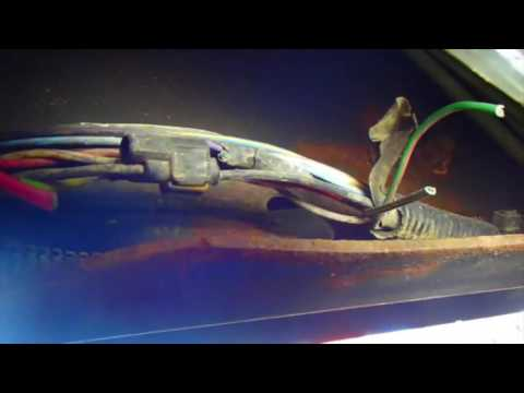 1993 Dodge Truck Tail Light Wiring Issue - YouTube