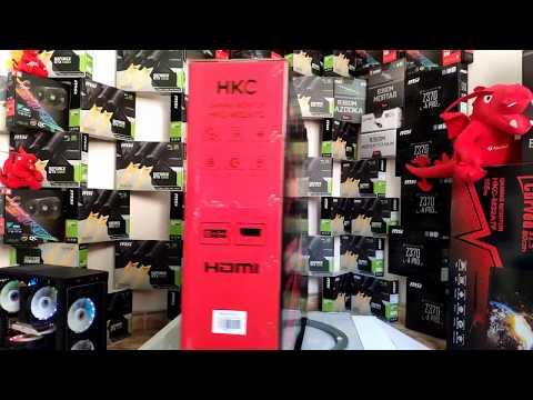 HKC M32A7Q: The BOX