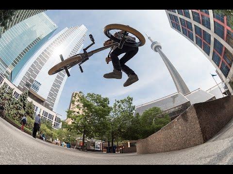 """Merritt BMX """"In Da 6"""" - A Greater Toronto Area Road Trip."""