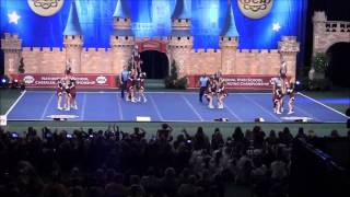 pikeville junior high 2015 national champs cheerleading