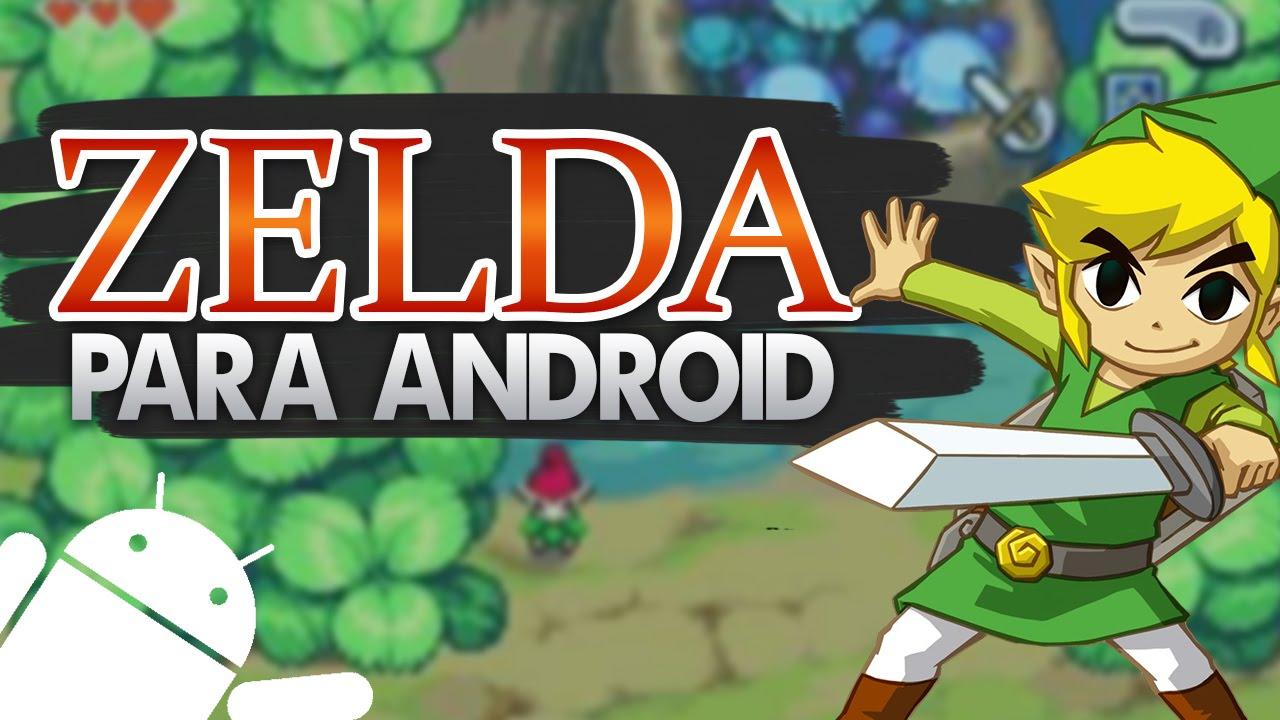 Zelda Para Android En Espanol Gba My Boy