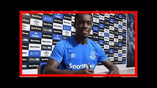 Idrissa Gueye pens contract extension at Everton until 2022 - by Sports News