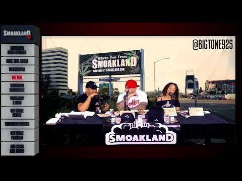 Smoakland Sundaze Ft. Big Tone, Young Chop, & Rado