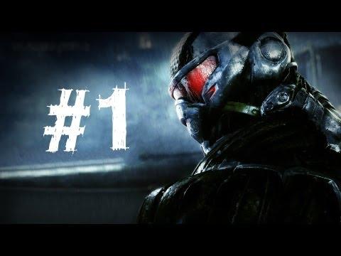 Crysis 3 Gameplay Walkthrough Part 1 - Post-Human - Mission 1