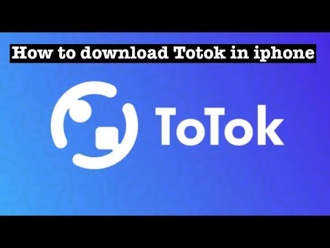 How To Install Totok App In Iphone And Ios June 2020 Youtube
