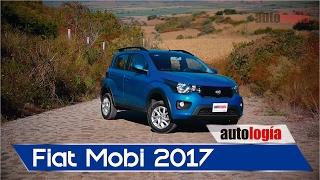 A prueba: Fiat Mobi 2017