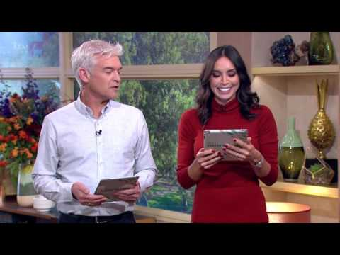 Christine Accidentally Calls the Loose Women Pugs | This Morning