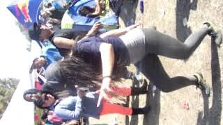 Chica Sexy Bailando @ =Fantastic Fest= Teotihuacán Edo Méx 15-16/12/2012 [www.clubbersmexico.com]