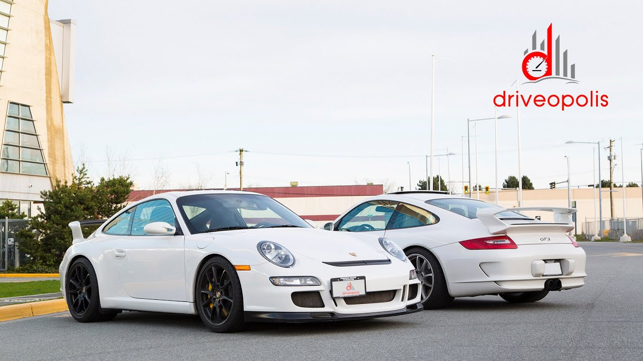 2008 Porsche 911 GT3 997 v1 Owners Review driveopolis  YouTube