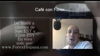 Forex con Café del 1 de Julio 2016