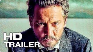 ВО ВСЁ ТЯЖКОЕ Русский Трейлер #1 (2019) Джонни Депп, Зои Дойч Comedy Movie HD