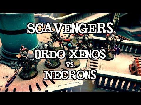 Shadow War: Armageddon Ep 03 - Ordo Xenos vs. Necrons
