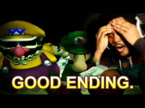 A SALTY RAGING MESS | Five Nights At Wario's 3: Part 4 (GOOD ENDING)