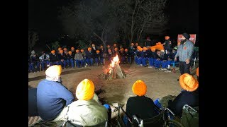 "॥ੴ॥ Many Many Heartiest greetings on the ""Parkash Utsav of Dhan Guru Govind Singh Ji""and HAPPY LOHRI thumbnail"