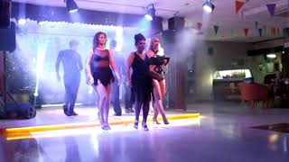 """ALL THAT JAZZ"" HOLLYWOOD LIGHTS Show - MedPlaya Productions, Benidorm"