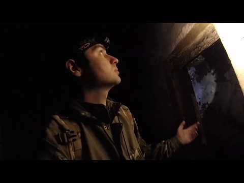 Огромный заброшенный подземный бункер \ Подземный штаб ПВО