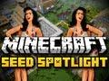 Minecraft Seed Spotlight #13 - KATY PERRY IS DANGEROUS! (HD)