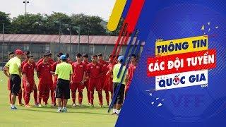 Thua luân lưu 11m, U17 Việt Nam xếp hạng Tư chung cuộc tại Jenesys 2018   VFF Channel
