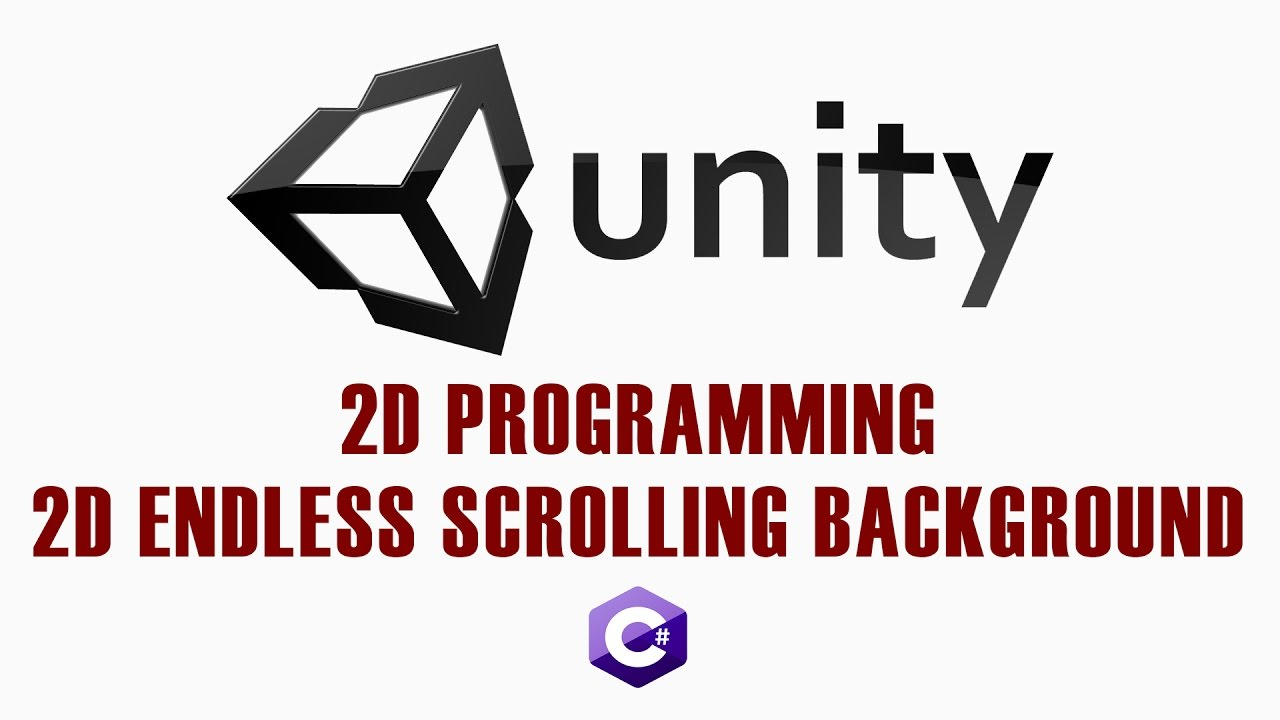 Unity 5 2D - Endless scrolling background - Vertical & Horizontal