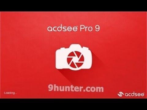 สอนวิธีติดตั้ง ACDSee PRO 9 [32-64 bit] ถาวรตัวเต็ม