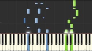 レミオロメン「3月9日」のピアノ演奏です。 楽譜はホームページで公開...