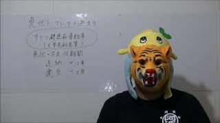 危険物取扱者乙4【免状についての決まり】 thumbnail