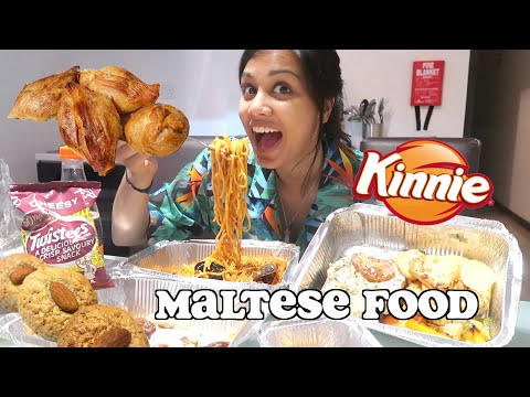 i tried maltese food for the first time | clickfortaz