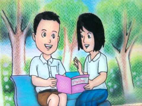 นิทานสอนใจ เรื่อง เพื่อนเเสน