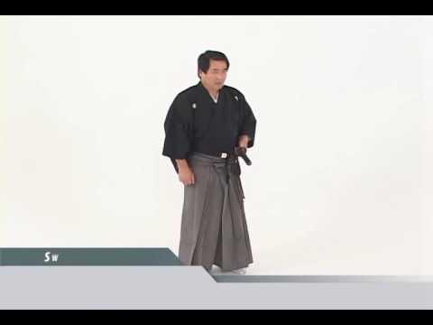 Masayuki Shimabukuro Samurai Swordsmanship: Sword Etiquette [2/11] CD1