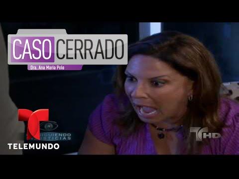 Caso Cerrado | Bien Dotado sorprende a la Jueza Polo | Telemundo from YouTube · Duration:  1 minutes 31 seconds