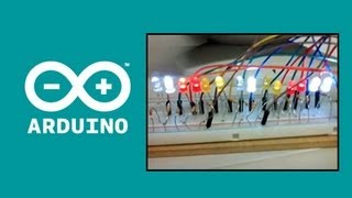 Arduino Secuencia de LED/ LED Sequence +[DOWNLOAD]