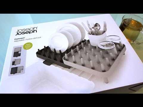 Joseph Joseph Connect Review (3pc Dish Rack)
