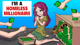 I Spent All The Money My Parents Had | My Animated Story