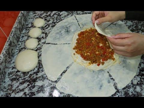 طريقة تحضير ملوي معمر ب 10 طبقات مورق و هشيش