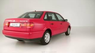 The 1993 Volkswagen Passat