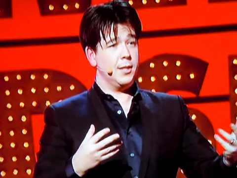 Who S Moved The Scissors Michael Mcintyre S Christmas Roadshow Bbc One Youtube