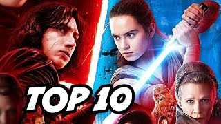 Star Wars Episode 9 Title Revealed and TOP 10 Predictions After The Last Jedi