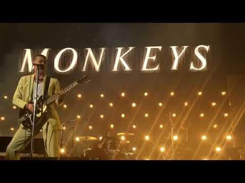 Arctic Monkeys -R U Mine ? Live @ Bill Graham Civic Auditorium, SF - October 20, 2018